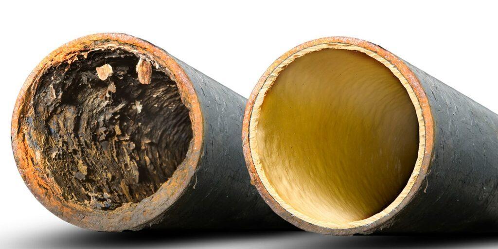 chemisage tuyaux canalisation